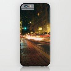 Portland Lights at Night iPhone 6s Slim Case