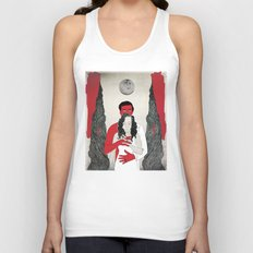 say yes Unisex Tank Top