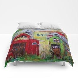 Whimsical Farm Comforters