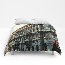 Budapest Building Comforters