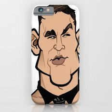 Cat Hunting Man (Channing Tatum) iPhone 6s Slim Case