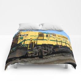 Engine 216 - The Yellow Bird Comforters