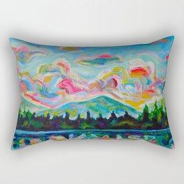 Okanagan Summer Rectangular Pillow