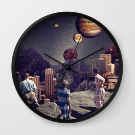 The Dwellers. Wall Clock