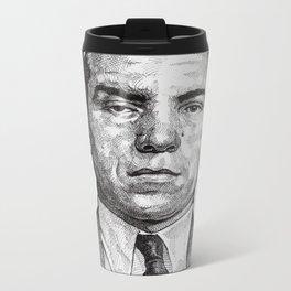 Lucky Crime Boss Metal Travel Mug