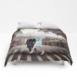 Under a Cloud Comforters