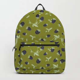Blackberry Beret Backpack