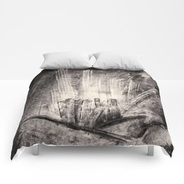 THE RIDE VINTAGE Comforters