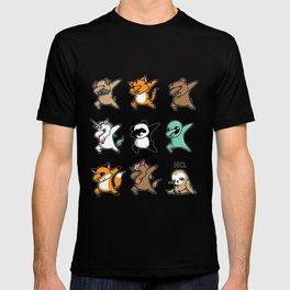 Dabbing Party T-shirt