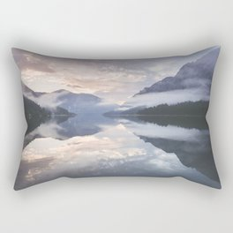 Mornings like this - Landscape and Nature Photography Rectangular Pillow