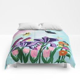 Garden of Heavenly Delight Comforters