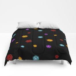 D20 Dice Comforters