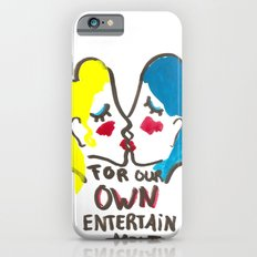 we are lesbians for our own entertainment iPhone 6s Slim Case