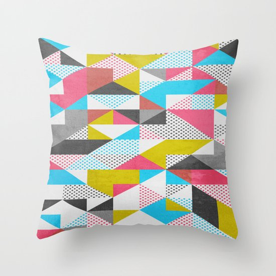 Apartment 02. Throw Pillow