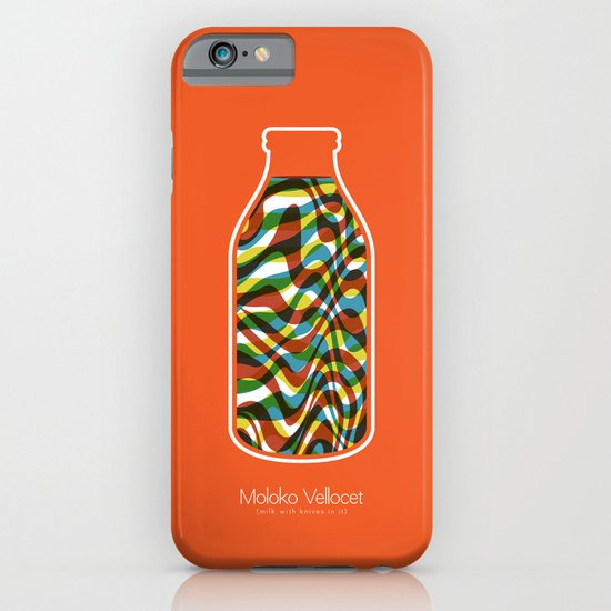 Moloko Vellocet iPhone & iPod Case