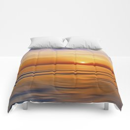 Still Night Comforters