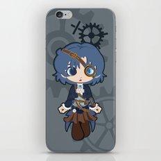 Steampunk Sailor Mercury iPhone & iPod Skin