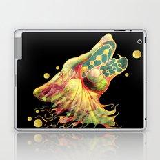 Wolf Howl 1 Laptop & iPad Skin