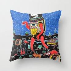 perric Throw Pillow