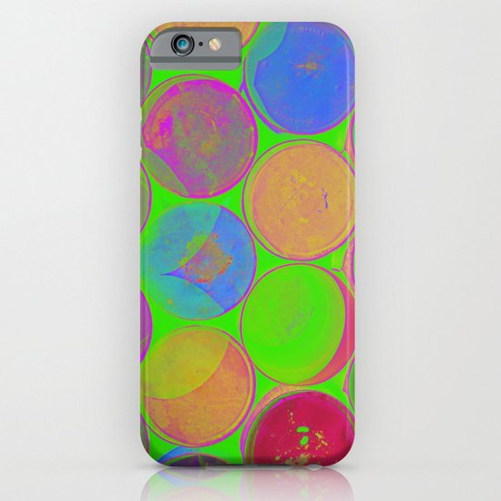 The Lie is a Round Truth 2 iPhone & iPod Case