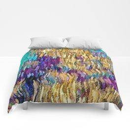 Coral Salad Comforters