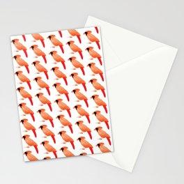 Cardinal Birds Stationery Cards
