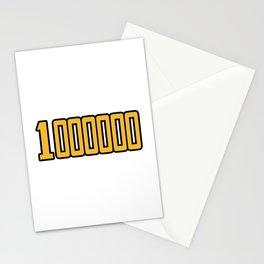 Lemillion 1000000 Stationery Cards