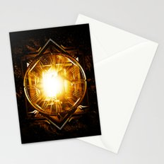 Back in Time Stationery Cards