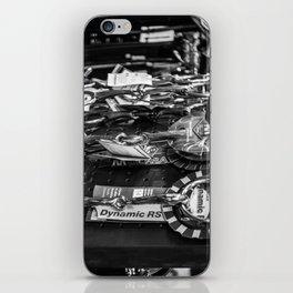 Bits iPhone Skin