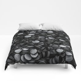Hockey pucks Comforters