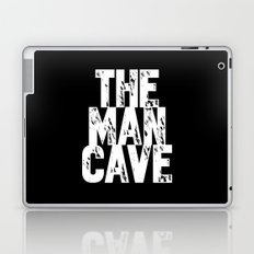 The Man Cave - inverse Laptop & iPad Skin