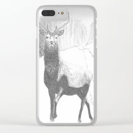 Deerby Clear iPhone Case