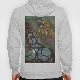 """The Bells"" Fairy Tale Art by Edmund Dulac Hoody"