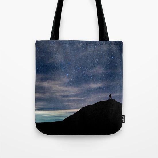 Meet you at the stars Tote Bag
