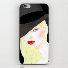 Margot iPhone & iPod Skin