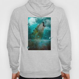 I'll See You In My Dreams (Cry of the Wolf) Hoody