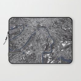 Moscow City Map Laptop Sleeve