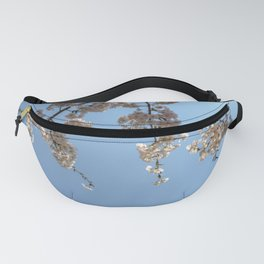 Cherry Blossoms from Below Fanny Pack
