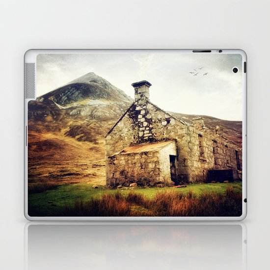 Highland Bothy Laptop & iPad Skin