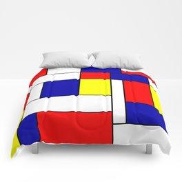 Mondrian #38 Comforters