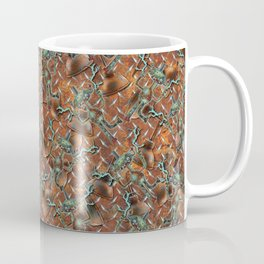 Electric Steampunk Robot Coffee Mug