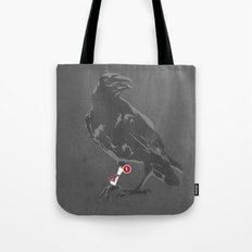You've Got a Raven Tote Bag
