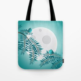 moonlog Tote Bag