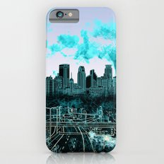 minneapolis city skyline Slim Case iPhone 6s