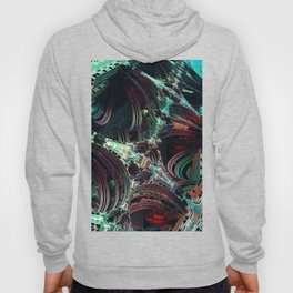 enterprise pattern fractal Hoody