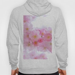 Pink Japanese Cherry Tree Blossom Hoody