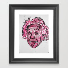 E=MCSquared! Framed Art Print