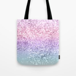 Unicorn Girls Glitter #1 #shiny #pastel #decor #art #society6 Tote Bag
