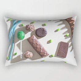 Space Candy Rectangular Pillow