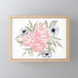 Out of Winter Framed Mini Art Print